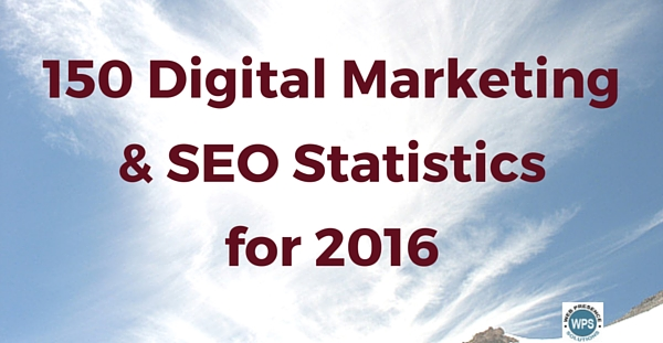150 Digital Marketing SEO Statistics 2016 Email Marketing
