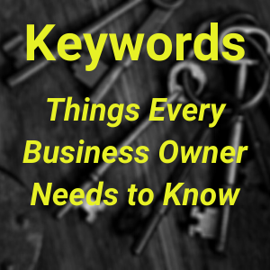 keywords phrases Google seo search engine ranking