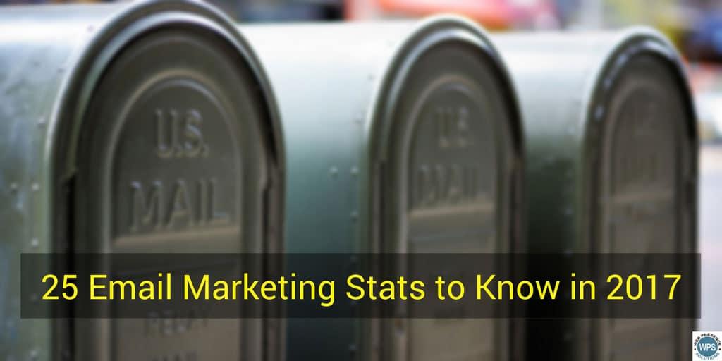 Email Marketing Statistics 2017 LeadGen Retention Stats